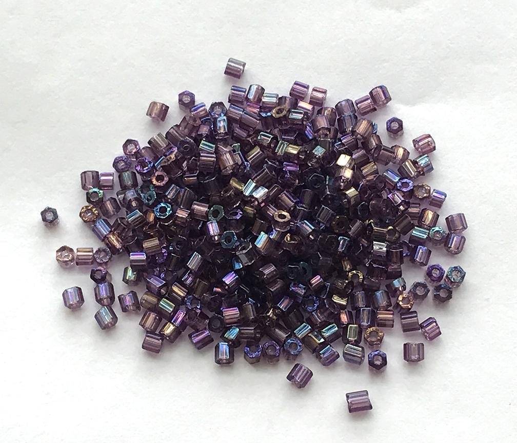 size 1 bugle purple iris 3