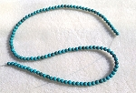 4mm Howlite - Turquoise - 16