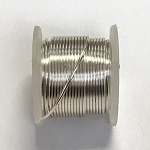 Artistic Wire, 22 Gauge (.64 mm), Silver Plated, Non-tarnish Silver, 5 yd (4.5 m), 1 spool