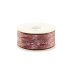 Nymo Thread, Size D, 0.30 mm (.012 in), 59m (64 yd), Dusty Mauve, 1 pc