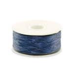Nymo Thread, Size D, 0.30 mm (.012 in), 59m (64 yd), Dark Blue, 1 pc