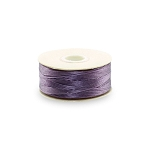Nymo Thread, Size D, 0.30 mm (.012 in), 59m (64 yd), Lilac, 1 pc