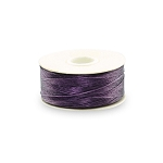 Nymo Thread, Size D, 0.30 mm (.012 in), 59m (64 yd), Amethyst, 1 pc