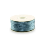 Nymo Thread, Size D, 0.30 mm (.012 in), 59 meters (64 yards), Turquoise, 1 pc