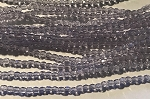 3mm Czech Fire Polish - Medium Violet - 50 qty. - BB