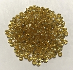 Size 8 Seed Beads – Gold – 3 tubes