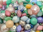 4oz Czech Mix Beads - Pearlized